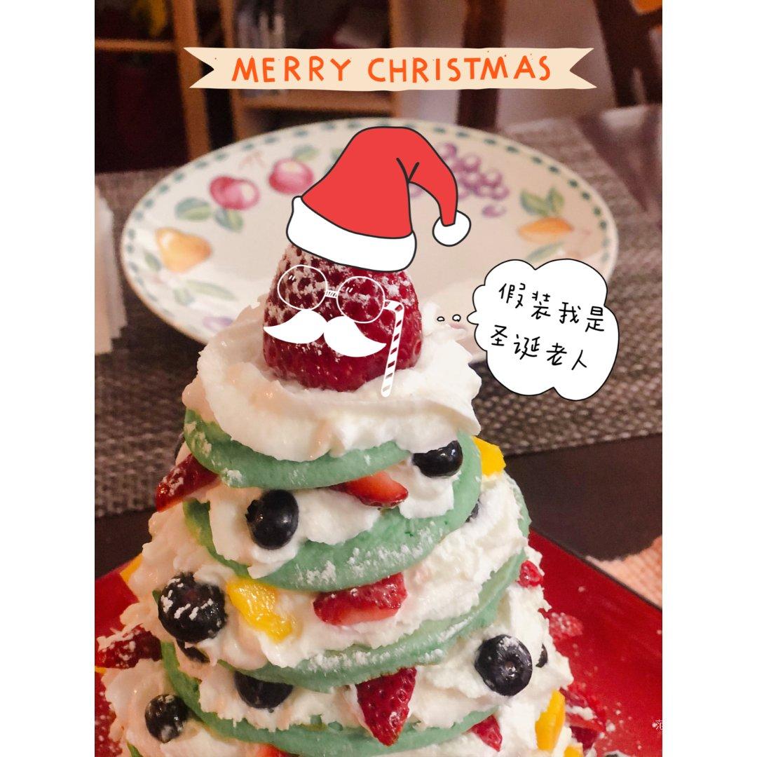 圣诞早餐🎄 10分钟搞定一颗圣诞树...