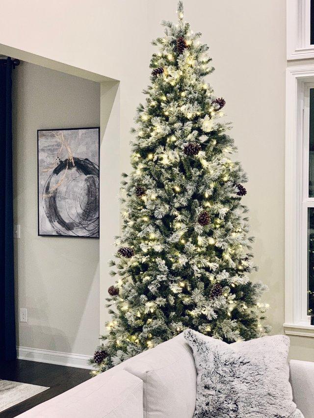 🎄双十一的圣诞树抢购完成