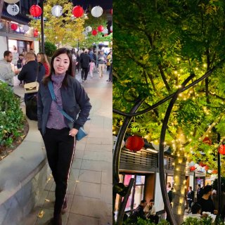 跨年夜在Little Tokyo小东京 ...