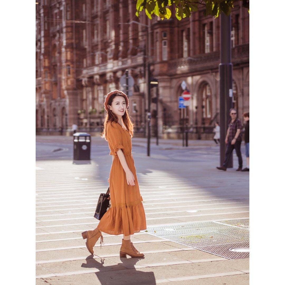 曼城街拍|Sylvia邂逅曼彻斯特 🍂