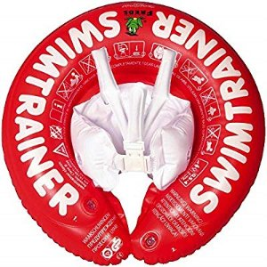 Amazon.com: FREDS SWIM ACADEMY 10102 SwimTrainer Classic - Red (3 months - 4 years): Toys & Games