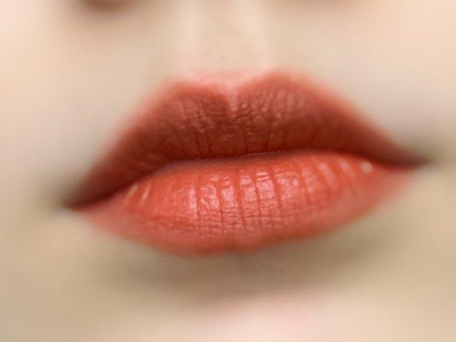 奶茶橘唇,一抹秋天的温柔