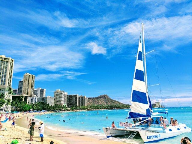 #夏威夷Oahu欧胡岛| 必去的w...