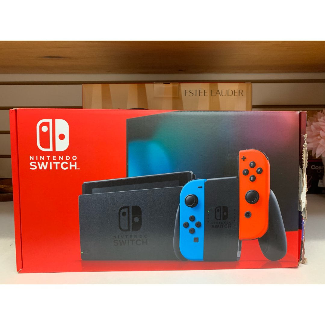 Nintendo Switch -...