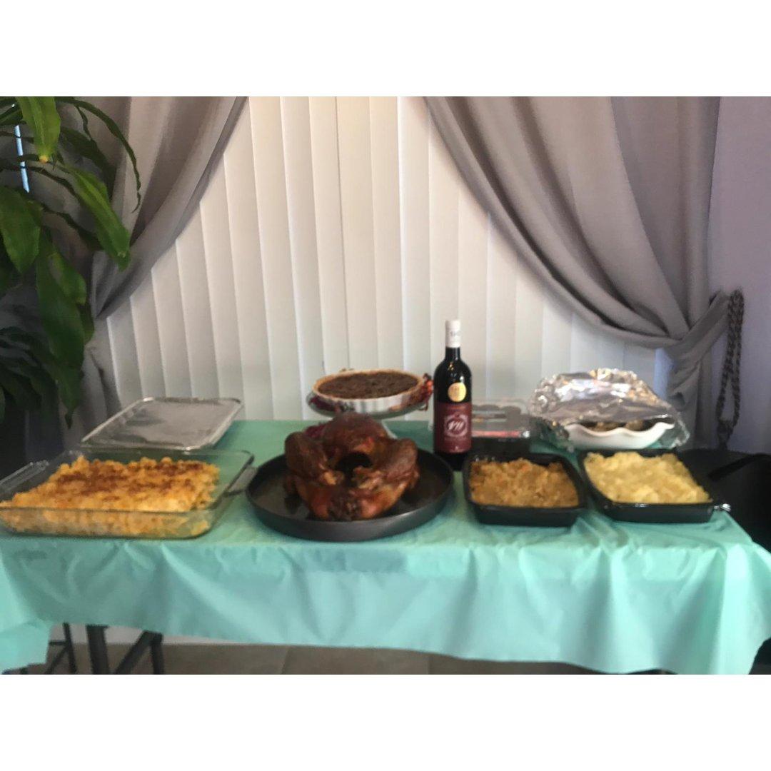 ⏱7-1 感恩節晚餐