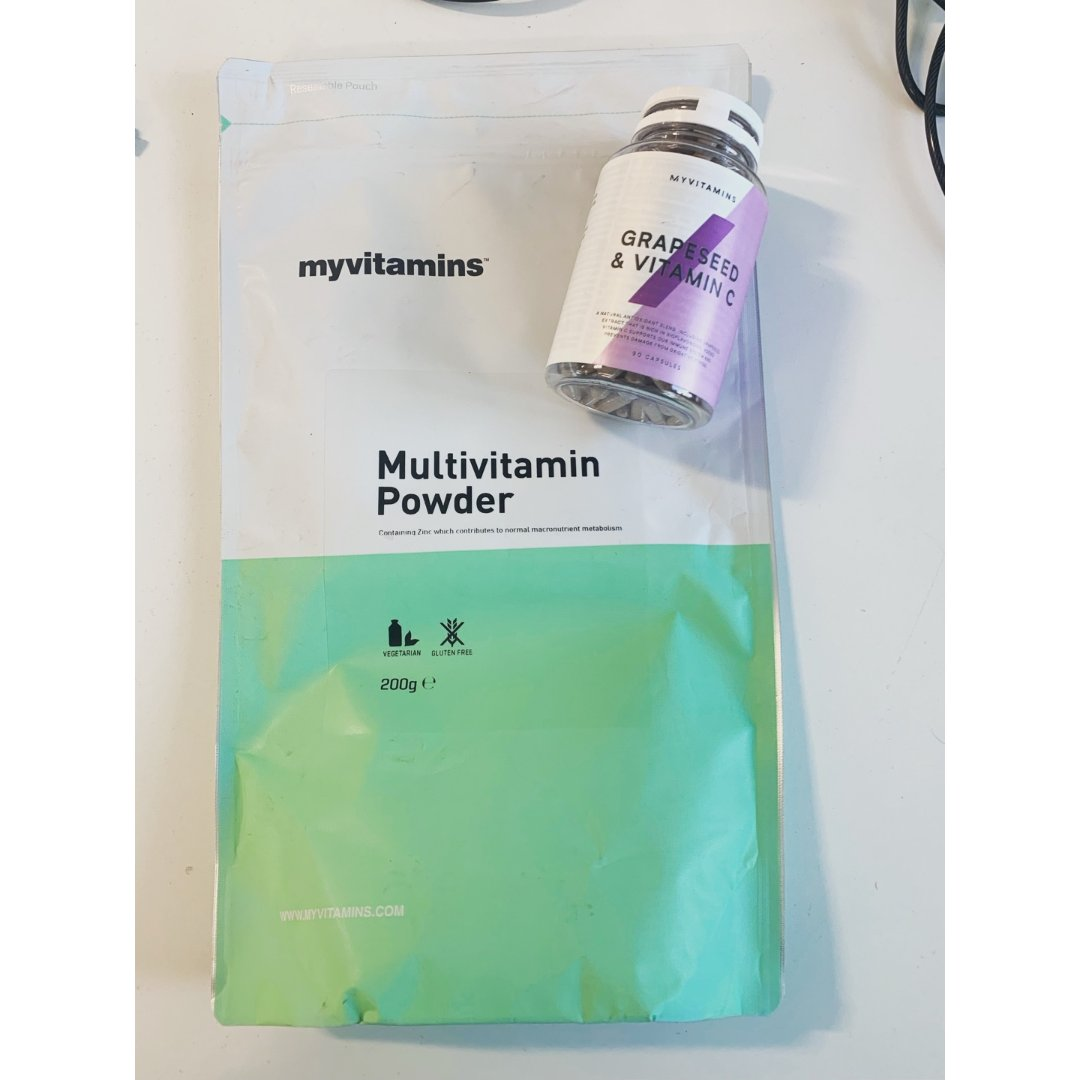 MyVitamins,葡萄籽,维生素