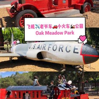 湾区遛娃|✈️🚗🚂公园Oak Meado...