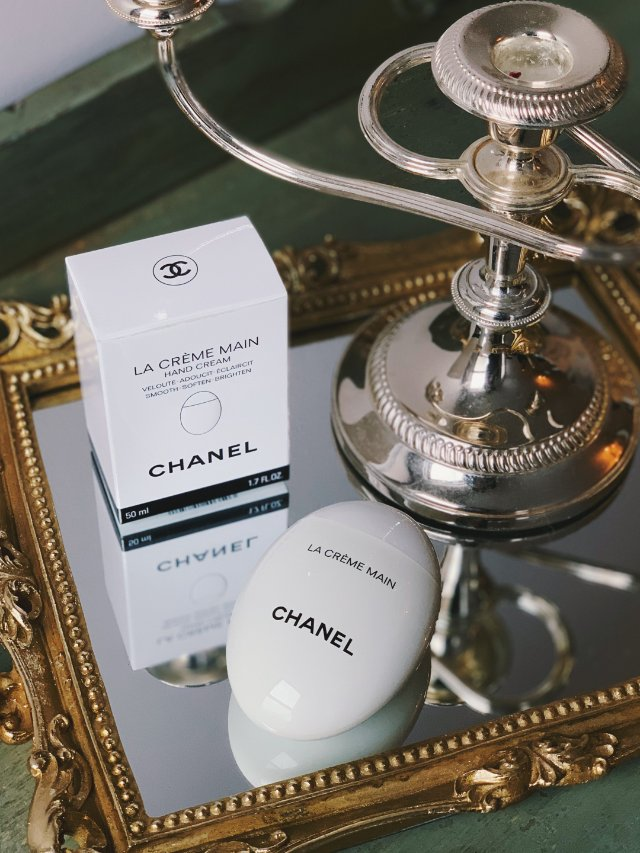 Chanel护手霜🥚 | 至今用过...