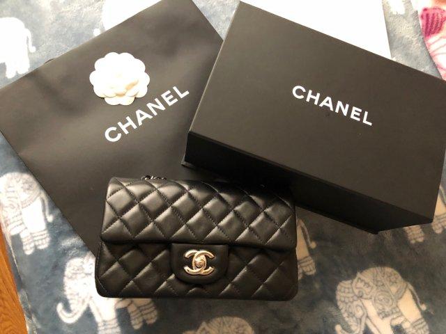 给自己做毕业礼物色Chanel M...