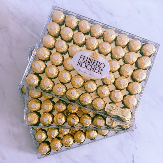 Costco买什么—费列罗金莎巧克力球