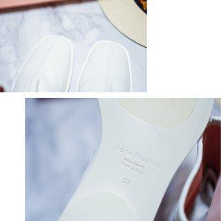 🐇ྀི Acne Studio白靴子🐇ྀ...