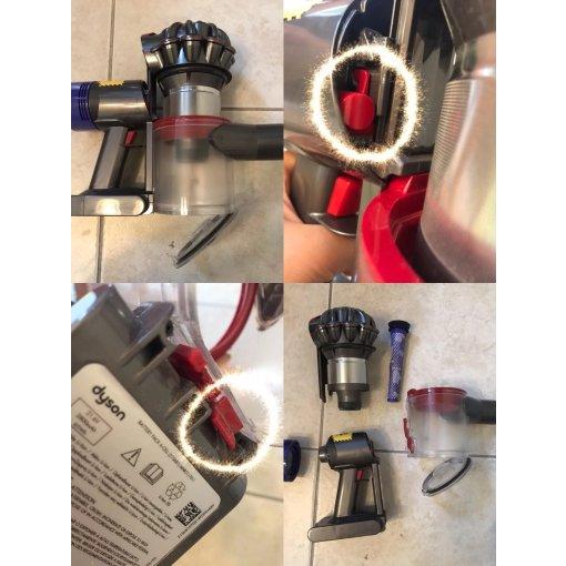 【干货】你的Dyson吸尘器洗干净了吗?by 挠挠3痒痒