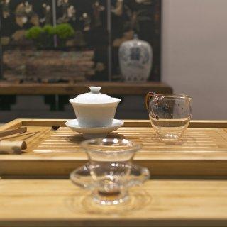 鬧中取靜的隱藏茶店