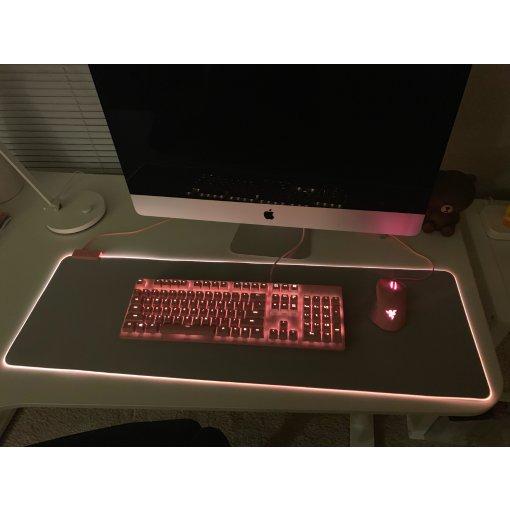 Razer 鼠标键盘鼠标垫 三件套