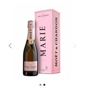 Clos 19 粉粉的🍾️香槟好想试试!...