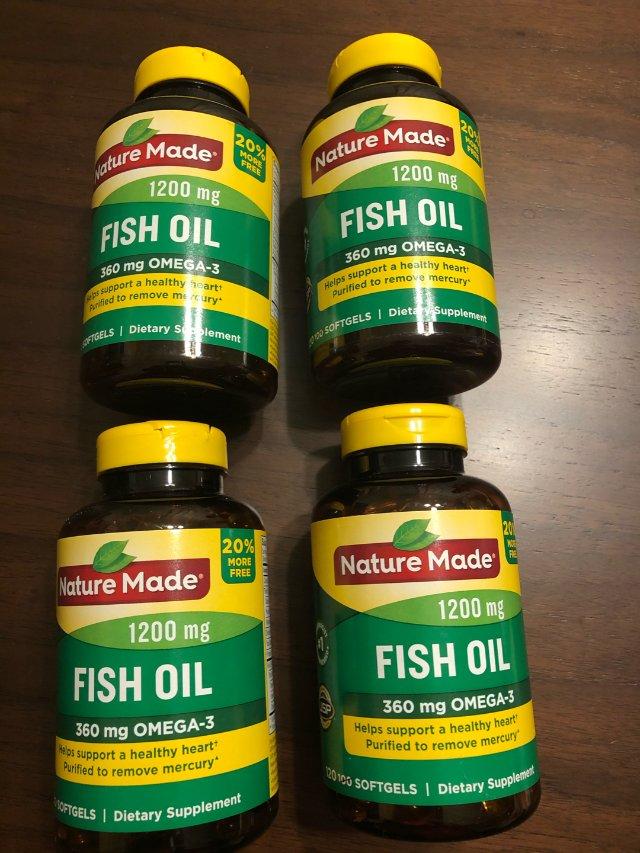 鱼油不用PM网上,店里就是5.99...
