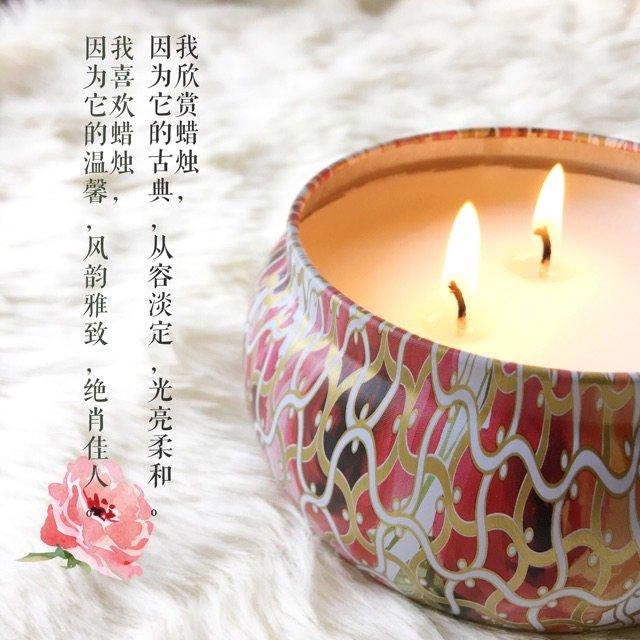 Voluspa香氛蜡烛<br />...