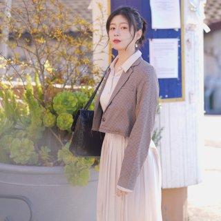 早春穿搭|找到适合自己的穿衣风格...
