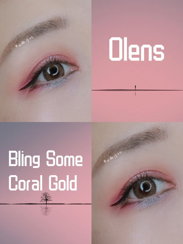 美瞳|Olens Bling So...