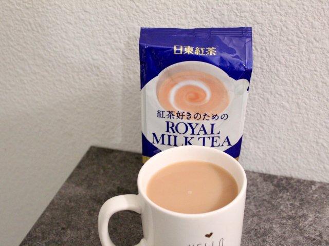 日东红茶 亚马逊超好喝的奶茶