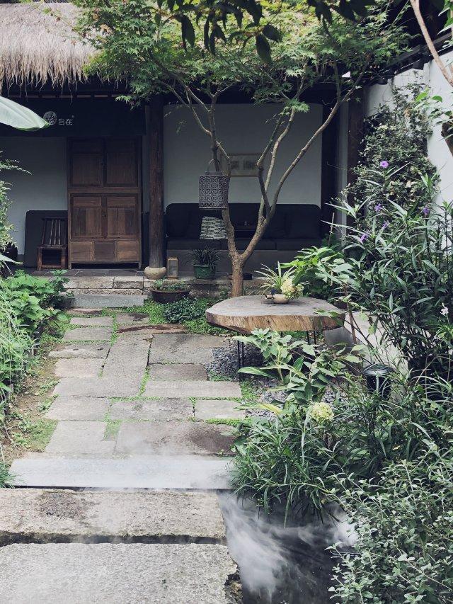 打卡 杭州最美民宿·语自在