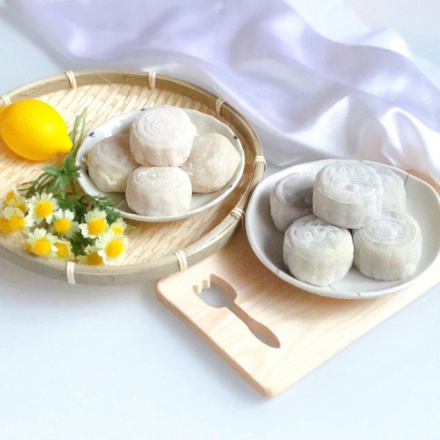 简易月饼DIY:过敏熊孩也能吃上月...