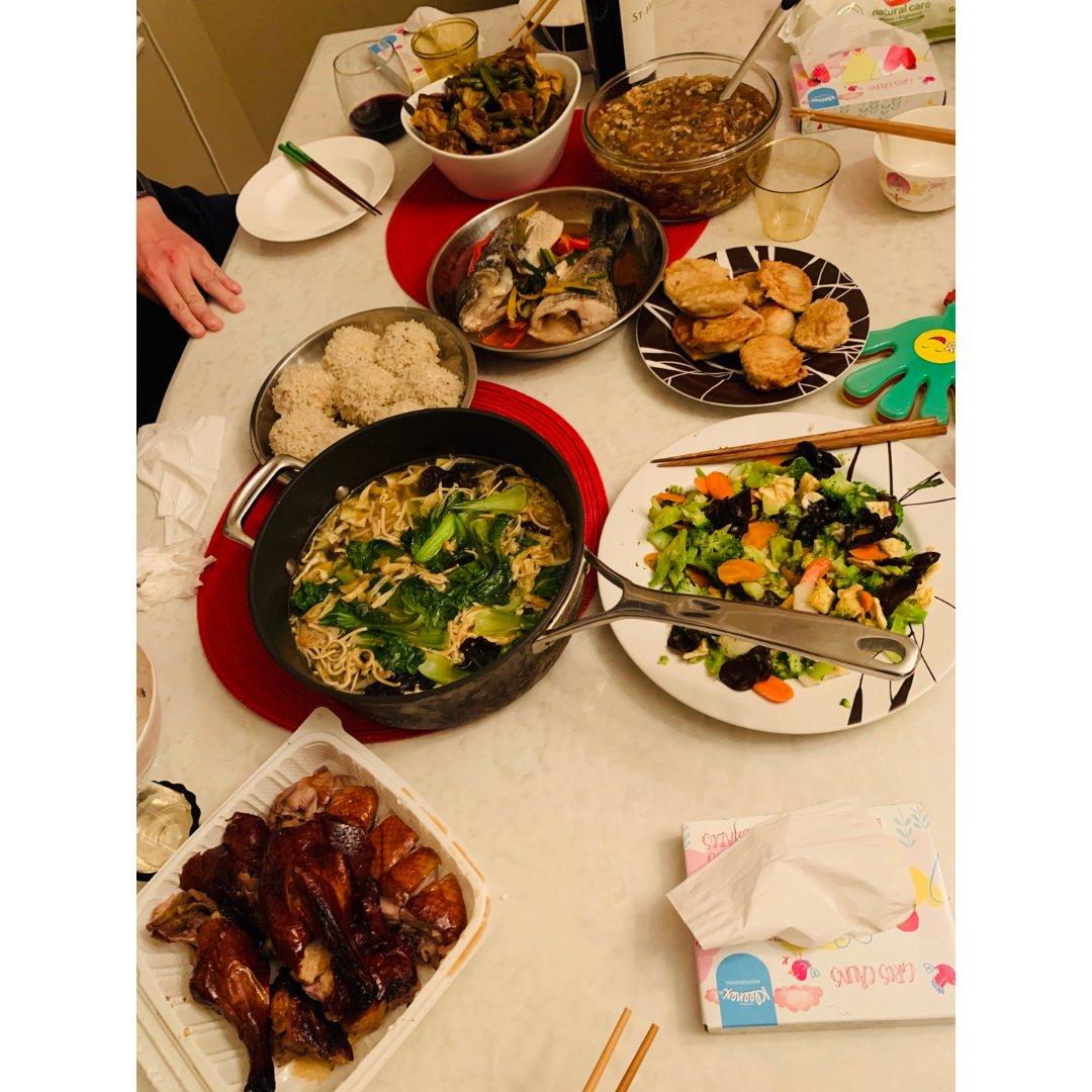 感恩节大餐 不吃火鸡