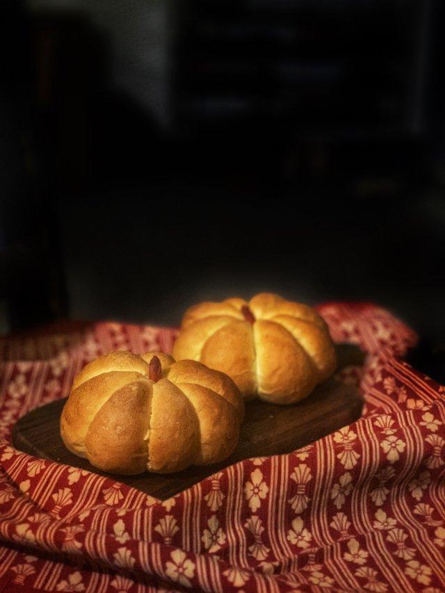 🍁秋天来了🍁温度合适不做面包真是可惜了
