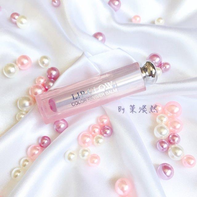唇膏试色 越用越爱的Dior变色润唇膏