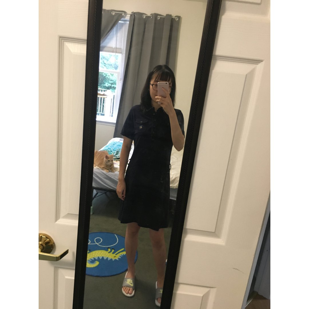 开始想念可以穿小裙子的夏天👗