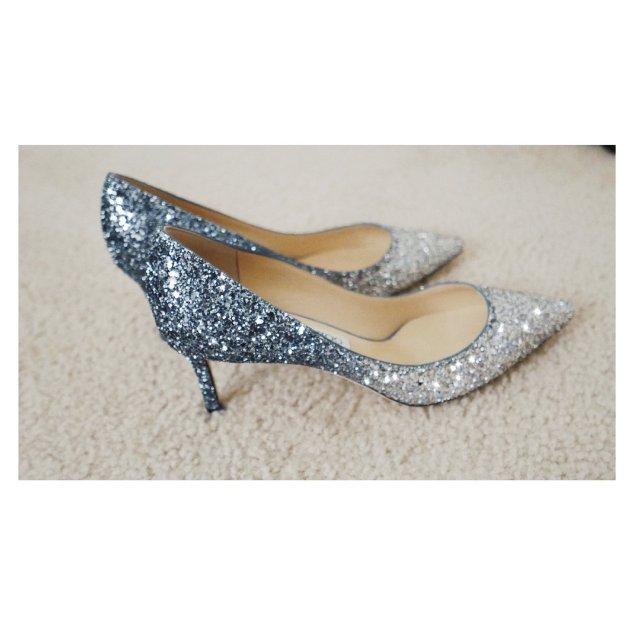 又Bling吸睛✨又好穿的婚鞋推荐!