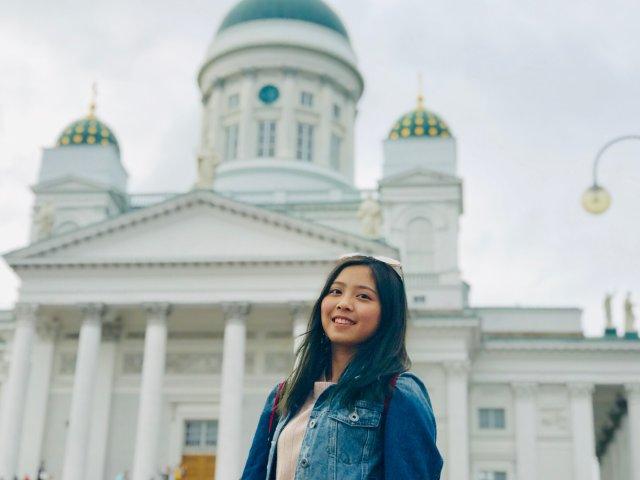 芮妮带你游北欧 - 芬兰🇫🇮景点推荐