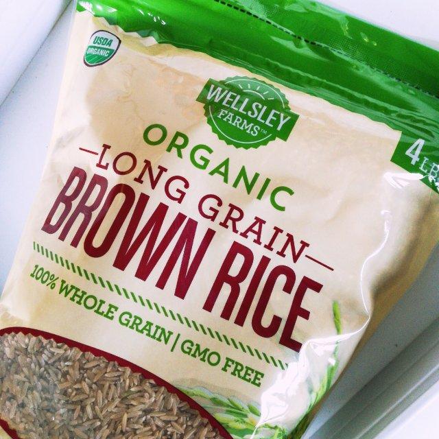 日常粗粮该吃啥👉2.糙米