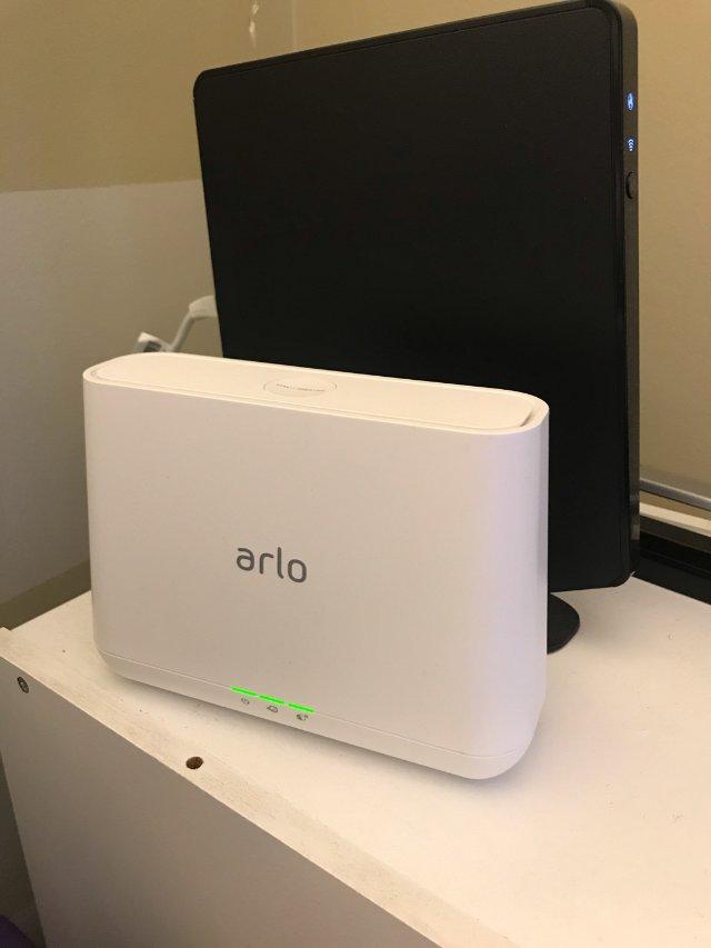 Arlo 智能无线监控系统