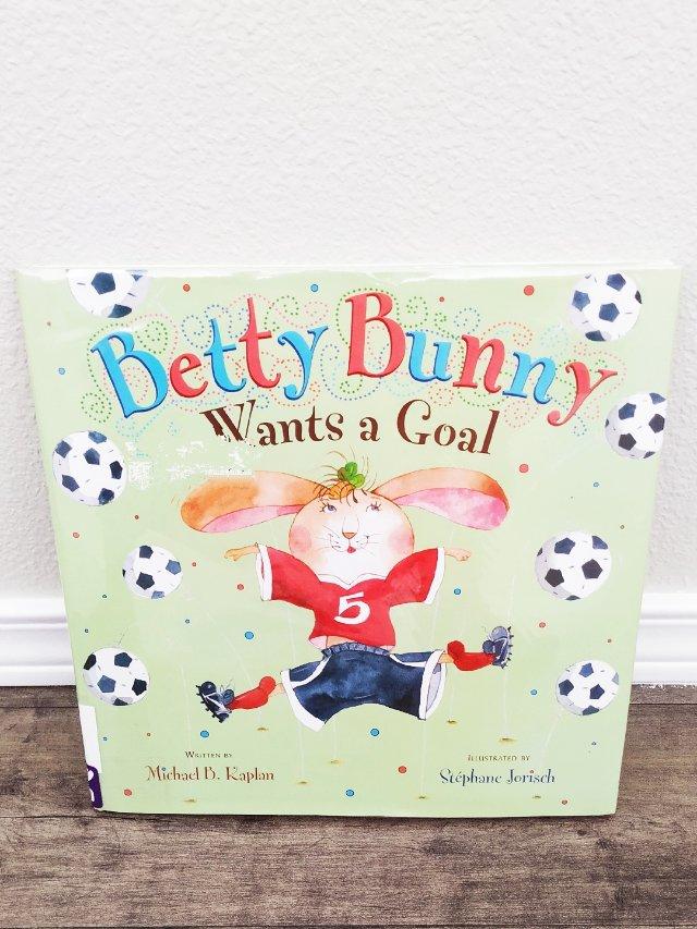 推荐【Betty Bunny 系列童书】
