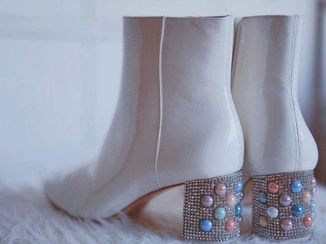 【最美白雪公主靴】