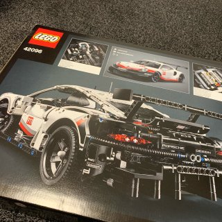 LEGO保时捷 911