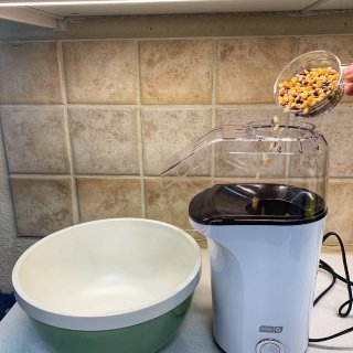 🍿谁说减肥不能吃零食丨DASH爆米花机微众测🍿