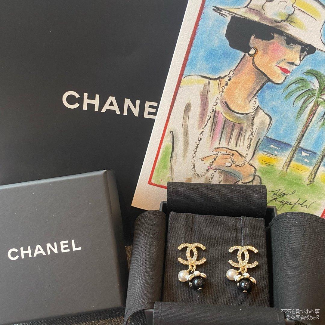 🇬🇧英国留学购物分享——Chanel耳钉...