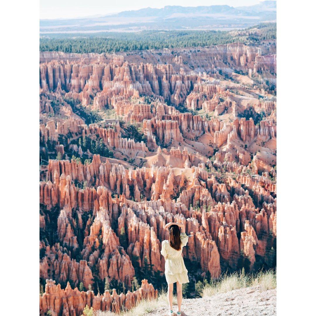 此生必去 |犹他峡谷国家公园 太壮...