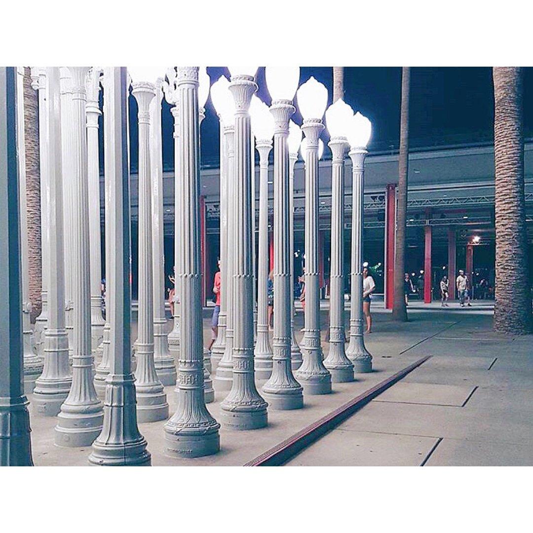 給我一個讓你走出家門的理由|洛杉磯