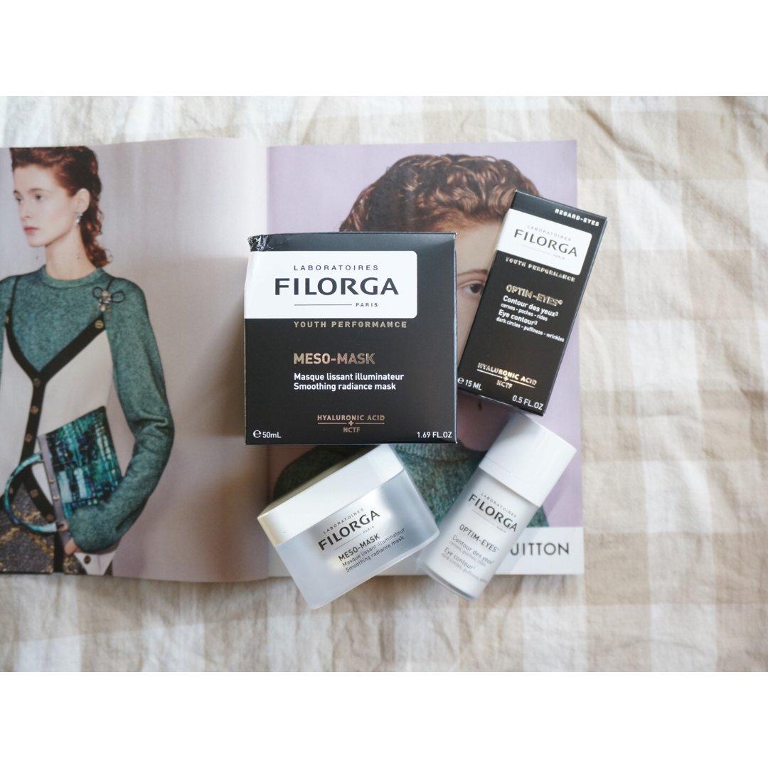 新入手Filorga家明星产品