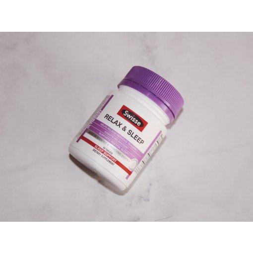 🎈微众测🎈 第一保健品牌Swisse放松睡眠片