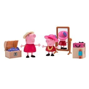 $7Peppa Pig Little Rooms @ Amazon