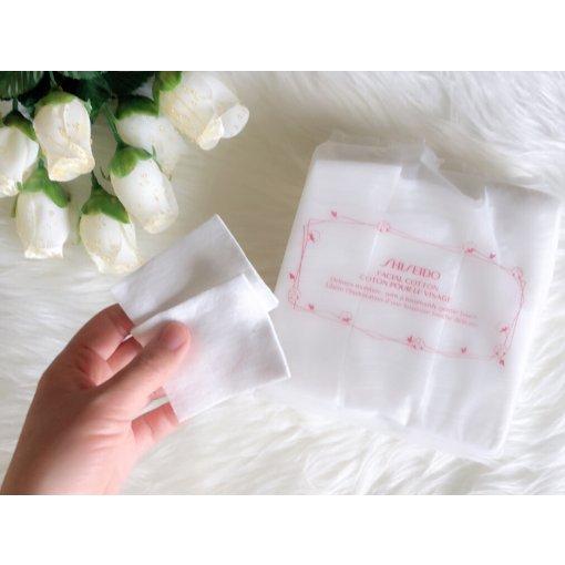 丝芙兰凑单好物 ♥︎ Shiseido 化妆棉