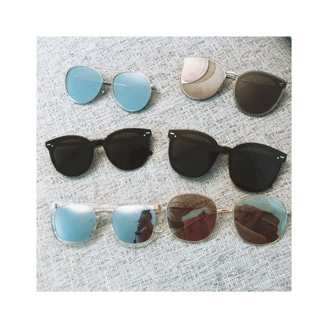 GM墨镜collection🕶️
