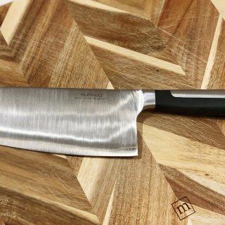 微众测|牛头牌钼钒钢菜刀