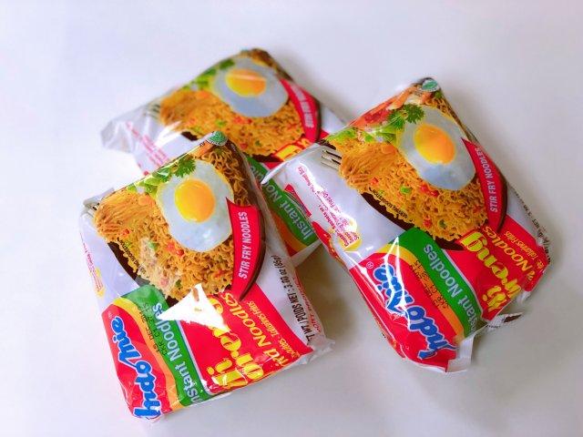 好吃又便宜的拌面🍜/Indomie