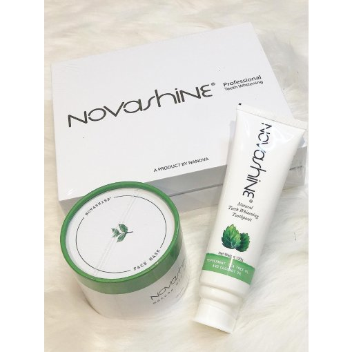 Novashine让我拥有更加自信的笑容❤️