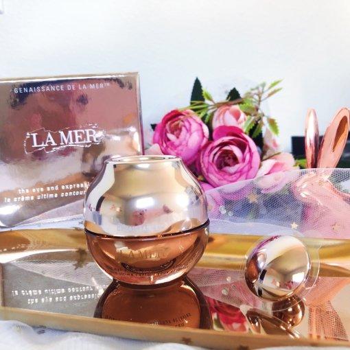 空瓶记·La Mer 最贵的那款眼霜